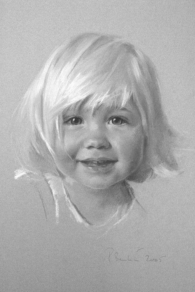 Drawn portrait kid 20+ ★ picture ideas at