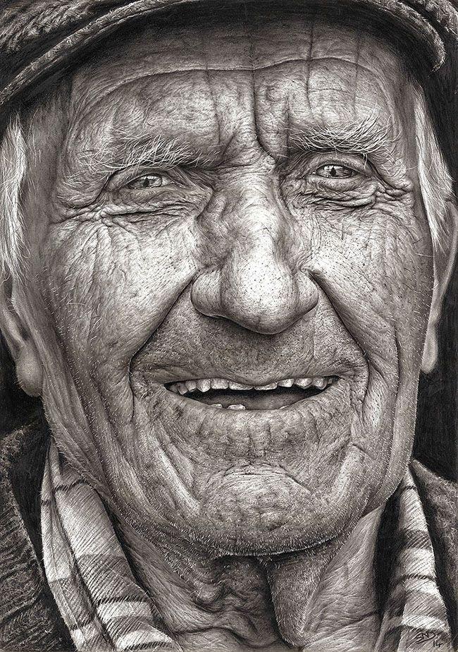 Drawn portrait kid Best drawings Realistic 25+ on