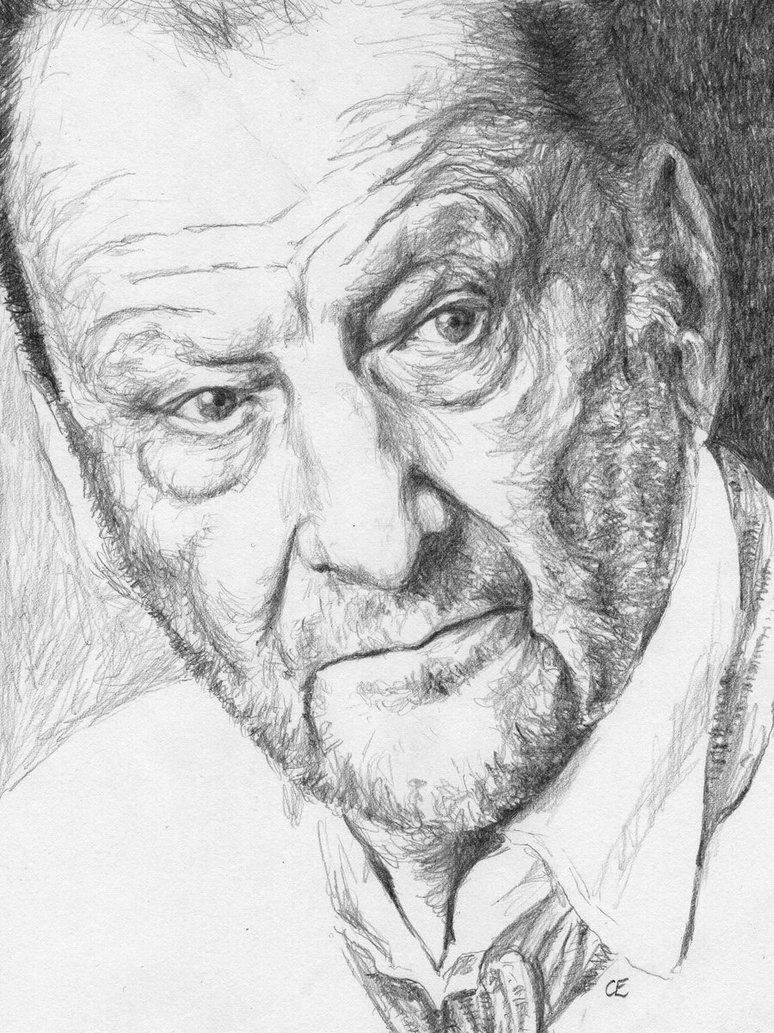 Drawn portrait lucian freud View Workshop Graves Poets' •