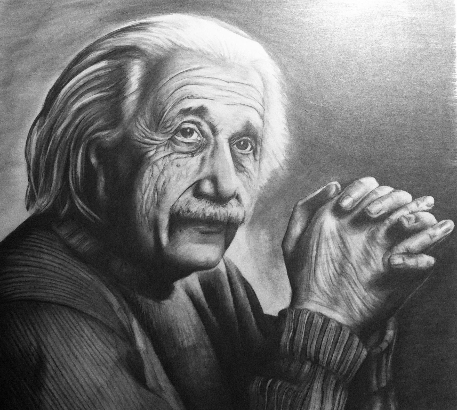 Drawn portrait made Drawn Pencil by Portraits