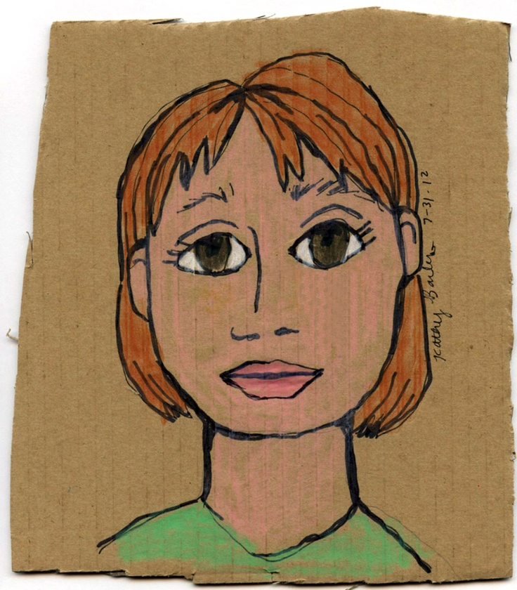 Drawn portrait made Kid Portraits on on 25+