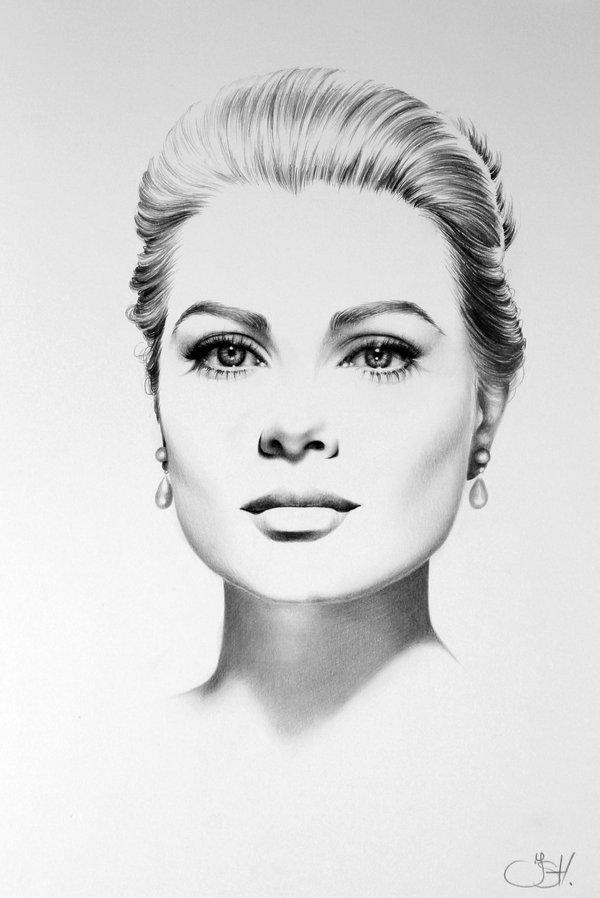 Drawn portrait minimalistic D7959e1 audrey_minimal_by_ileanahunter 460aab_by_ileanahunter Ileana d60iny9