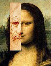 Drawn portrait mona lisa Drawing about identified Speculations Leonardo's