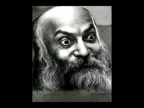 Drawn portrait osho (speed portrait drawing) (speed drawing)