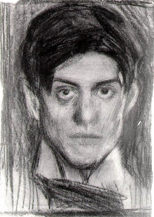 Drawn portrait portait To Drawings 100 1900 Pablo