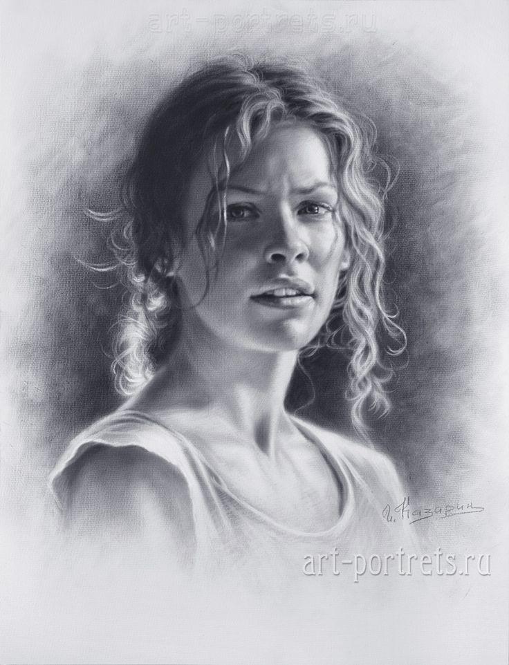 Drawn portrait professional Portrait Art 745 Drawing DeviantArt