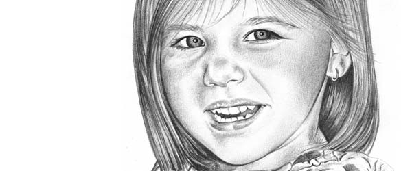 Drawn portrait sketch Pencil Portraits in the Artist