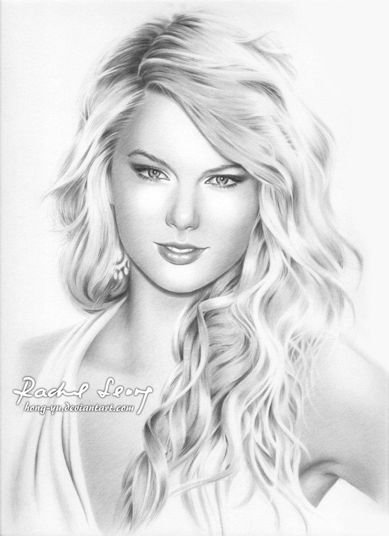 Drawn amd taylor swift Swift Hong on DeviantArt 14