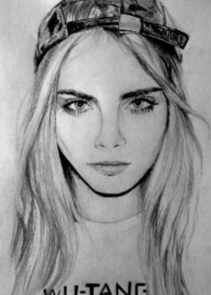 Drawn portrait tonal Images  best 25 on