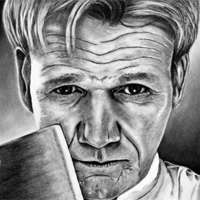 Drawn portrait tonal Overview Directory drawing A Page