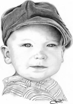 Drawn portrait unique Unique a your portrait with