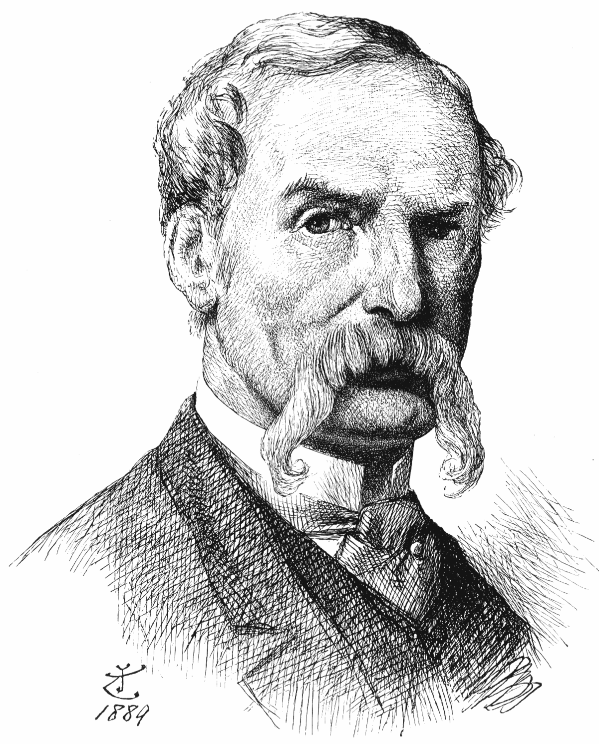 Drawn portrait victorian Wikipedia Tenniel John