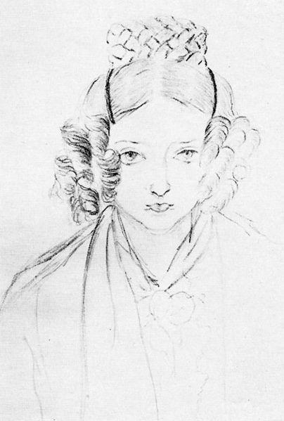 Drawn portrait victorian Victoria's 332 portrait on best