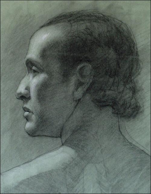 Drawn portrait volumetric To 5 Draw How portrait