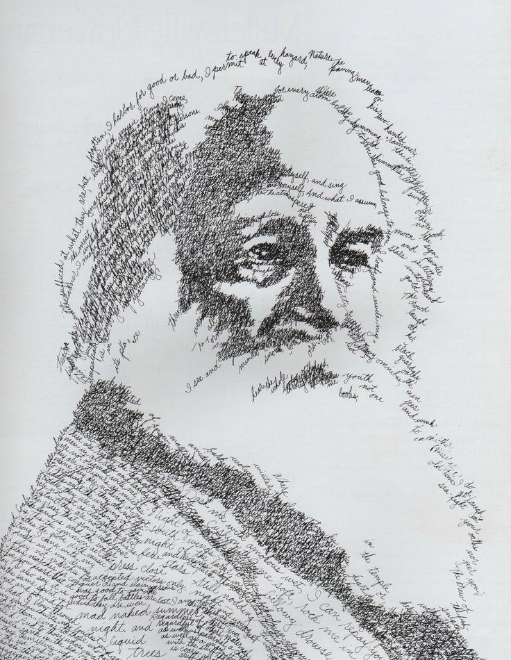 Drawn portrait word On Pinterest Word 73 more