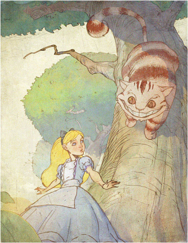 Drawn poster alice in wonderland CoranKizerStone in by Alice by