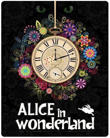 Drawn poster alice in wonderland Alice on Wonderland Pinterest poster