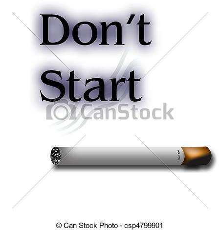 Tobacco clipart anti Of poster anti poster start