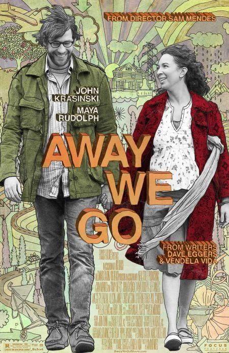 Drawn poster away we go Away ideas on (2009) 25+