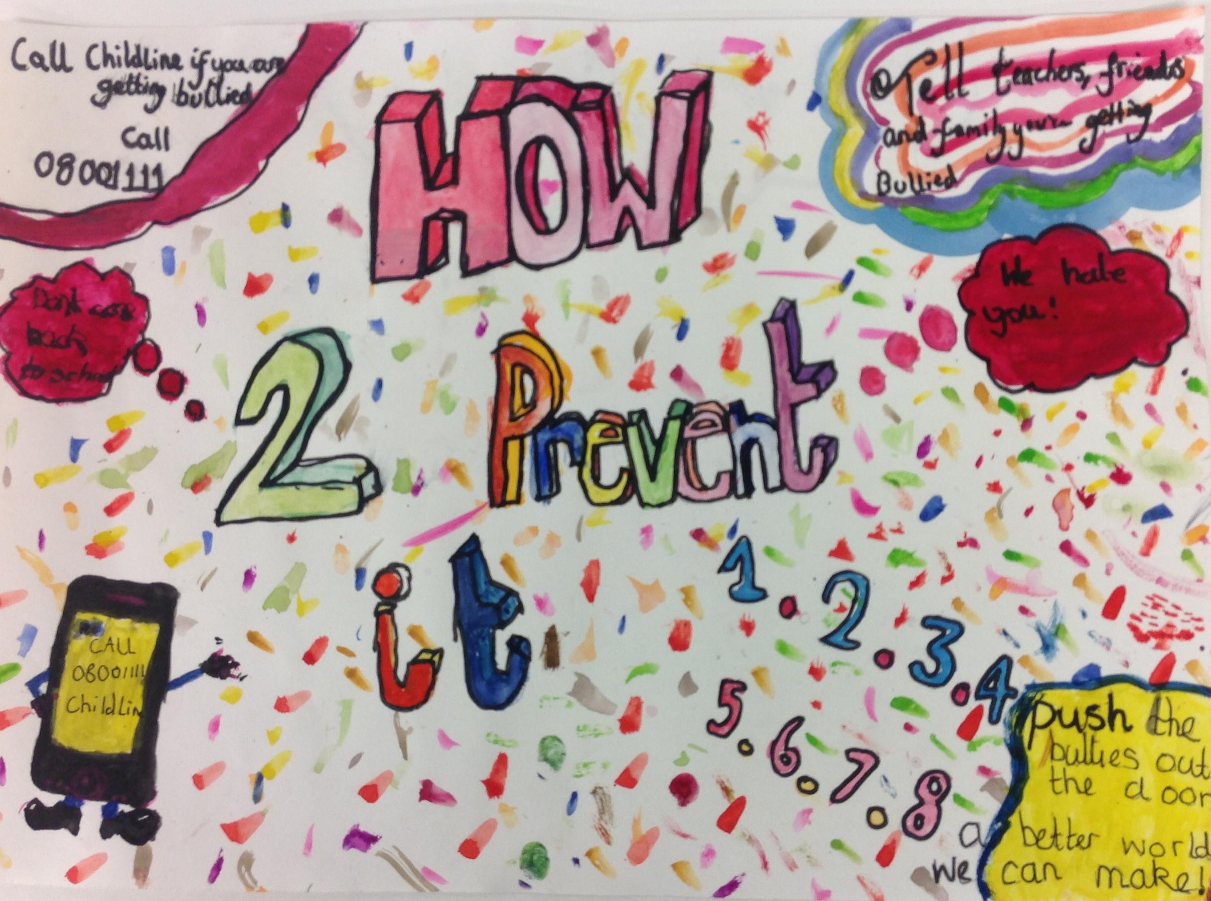 Drawn poster cyberbullying Cyberbullying who are ways tutor