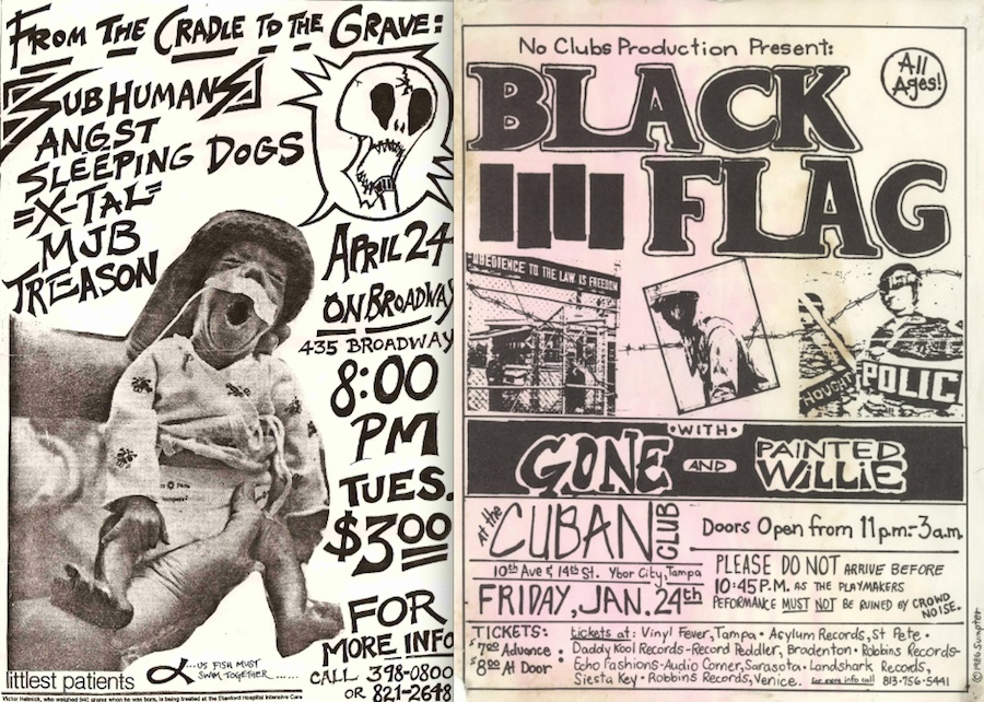 Drawn poster diy punk And Dadaism 019circlegerms 80's When