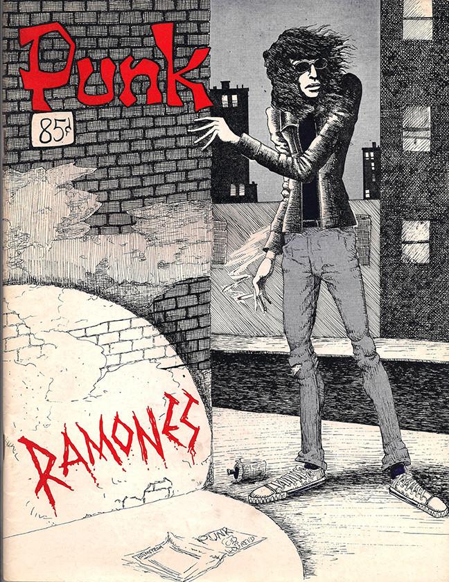 Drawn poster diy punk Era 1970s Safety Of Punk