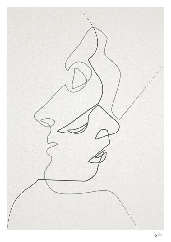 Drawn poster face One Pinterest 16 by Quibe