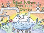 Drawn poster handmade Poster poster Water water Google
