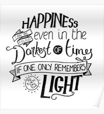 Drawn poster harry potter Happiness be Poster Drawing: Found