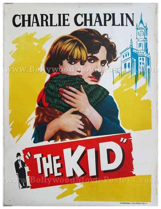 Drawn poster hollywood Old Charlie vintage posters movie