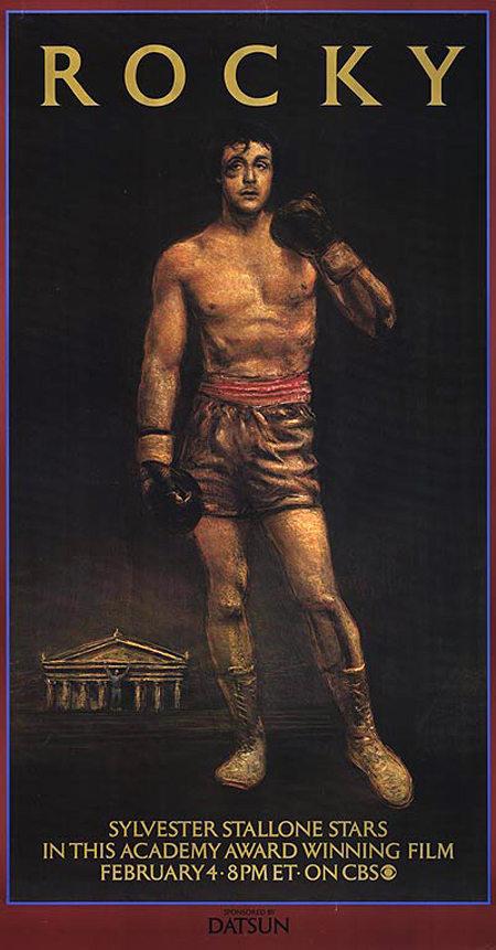 Drawn poster hollywood – Rocky Smashing Posters Magazine