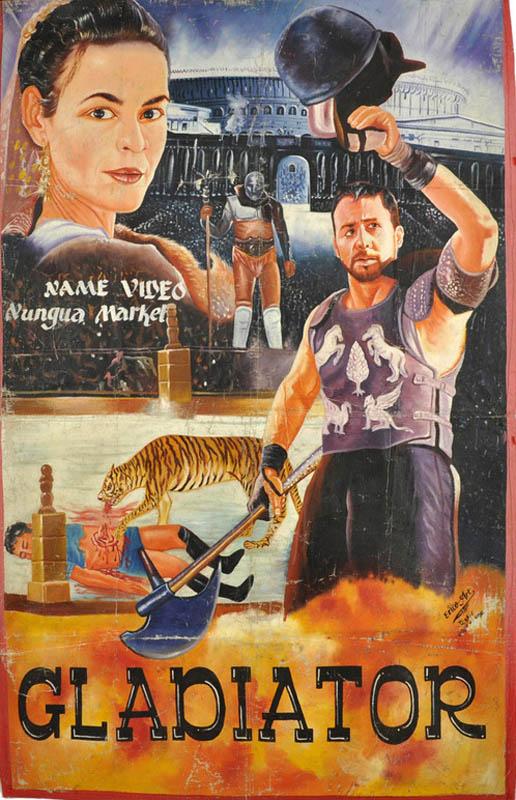 Drawn poster hollywood Movie Ghana's Posters John Drawn