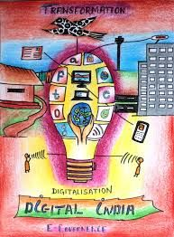Drawn poster indian Exam poster NIFT for Ideas