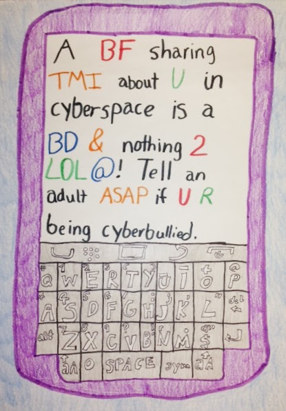 Drawn poster internet safety 15af4 & ESU Gallery drawn