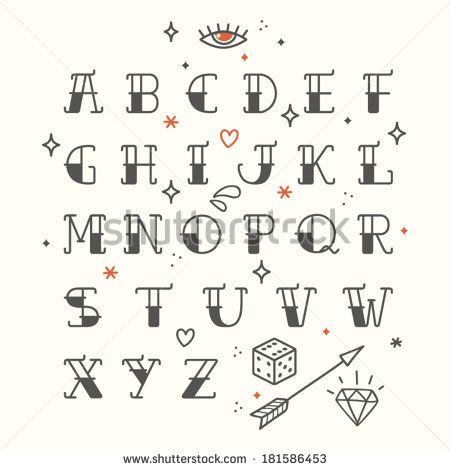 Drawn poster lettering style Draw best about on fonts