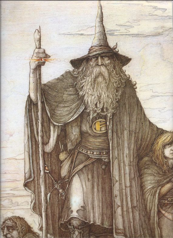 Drawn poster lord the ring Cauty Rings Art on 1988