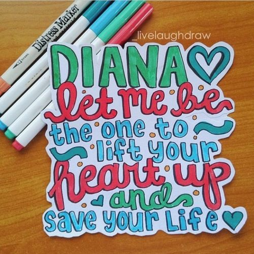 Drawn quote one direction song Best Pin Pinterest ONE more