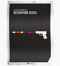 Drawn poster reservoir dog Drawing: Dogs Posters Redbubble Poster