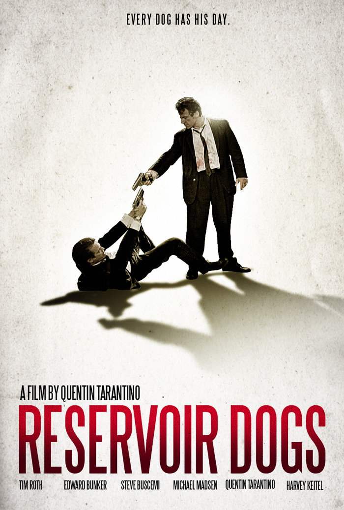 Drawn poster reservoir dog Ian Poster Dogs Posters Reservoir