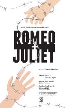 Drawn poster romeo and juliet Romeo Company Creative juliet Google
