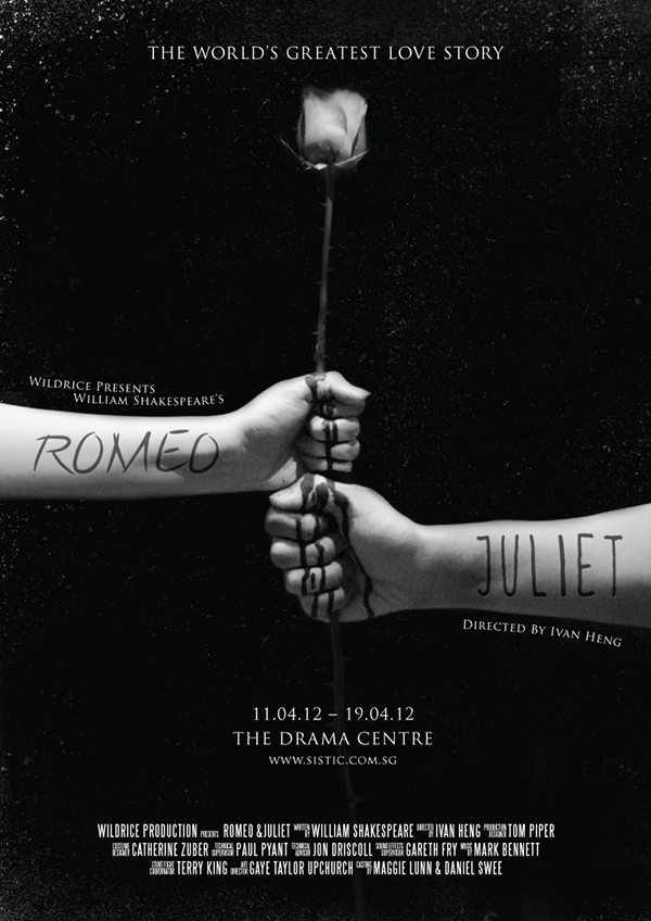 Drawn poster romeo and juliet On Juliet Romeo & Poster