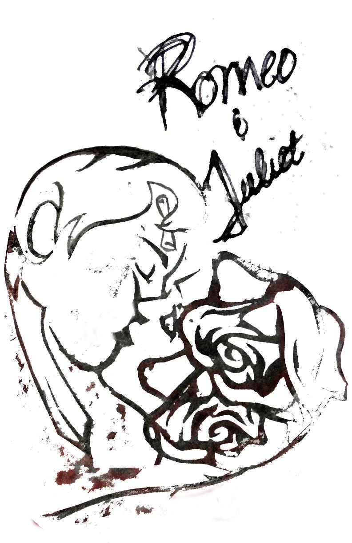 Drawn poster romeo and juliet JubixPix Romeo Juliet and Poster