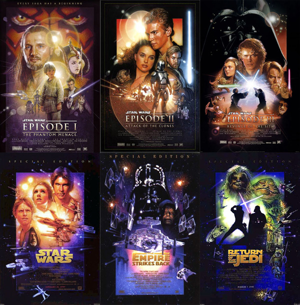 Drawn poster star wars Reveals Star Epic Wars And
