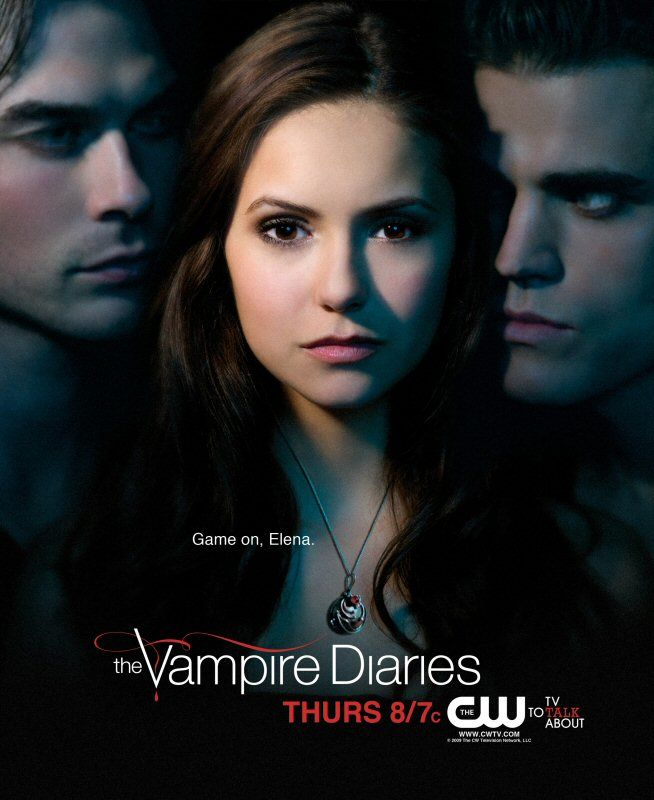 Drawn poster vampire diaries cast The Pinterest Diaries and The