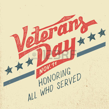 Drawn poster veterans day #6