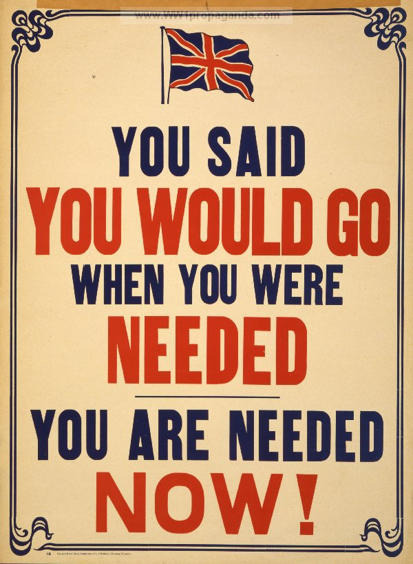 Drawn poster ww1 propaganda To by by represents poster