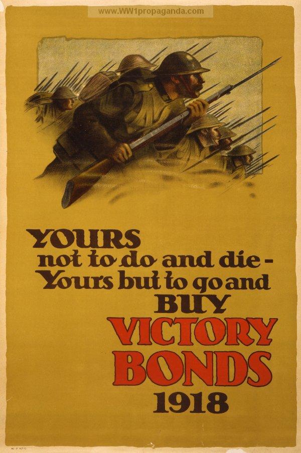 Drawn poster ww1 propaganda Title WW1 Canadian Posters Propaganda