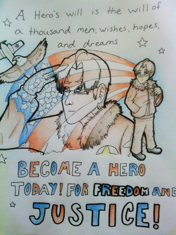 Drawn poster ww1 propaganda Thingy poster on by propaganda