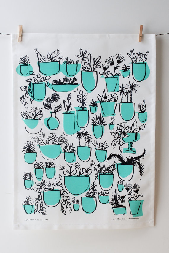 Drawn pot plant awesome At Etsy https://www I really