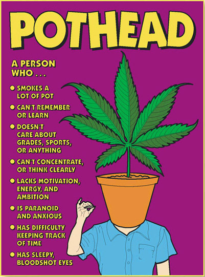 Drawn pot plant pothead That a pot criticize